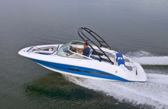 sea ray jet boat