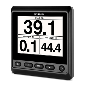 garmin data display