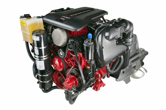 Volvo Penta to Offer 431-Horsepower Gasoline V8 Engine