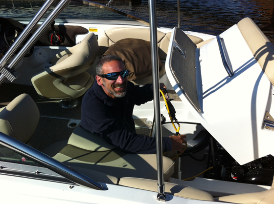 2014 Cruisers Sport Series 258 Boat Test Notes