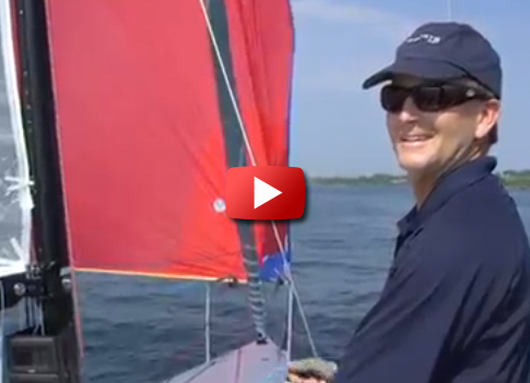 Video: Take a Ride on the J/88