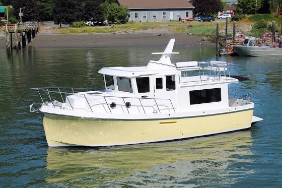 Trailerable Trawler For Sale