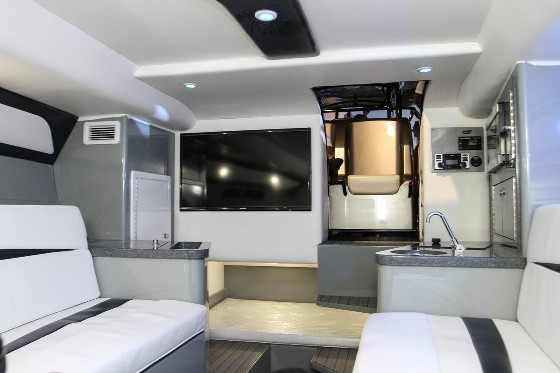 cabin on the deep impact 399