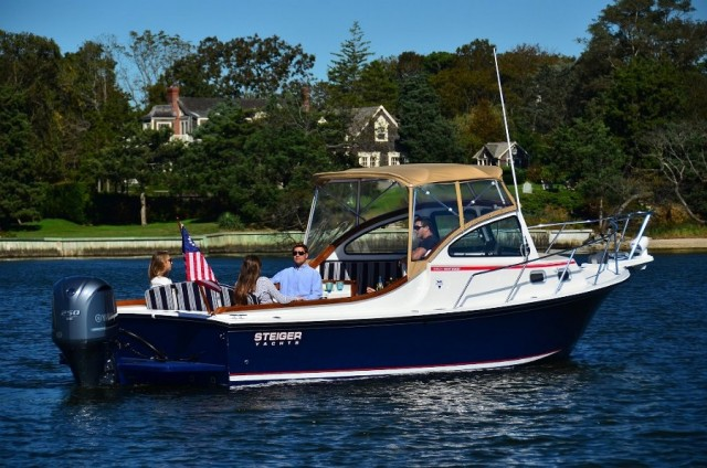 Steiger Craft 255 Nantucket: More Than Just Happy Hour