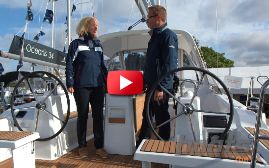 Beneteau Oceanis 38: Video First Look