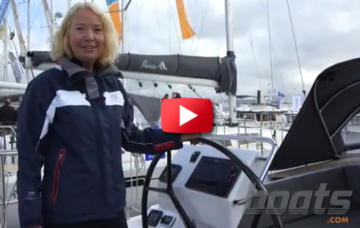 Hanse 445: Video First Look