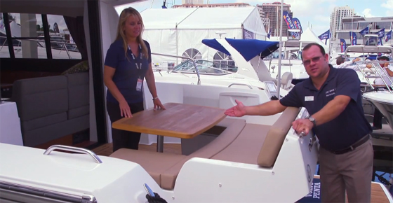 Jeanneau NC 14: First Look Video