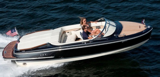chris-craft capri 21 running