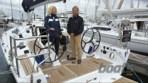 Video First Look: Dehler 38