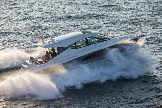 Tiara 50 Coupe: The Captain's Boat