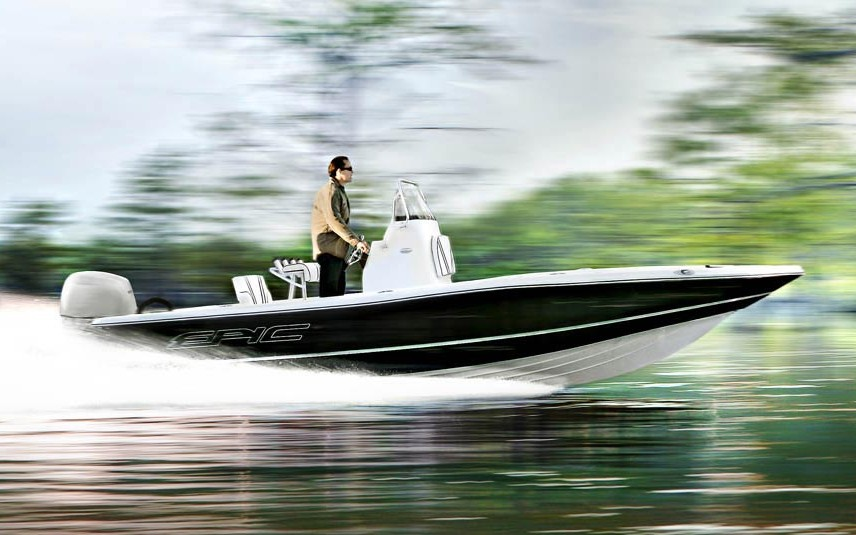Epic 22 SC: A Fishing Boat That's… Epic?