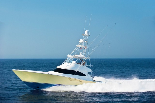 Viking 52 Convertible: Trolling Thunder
