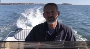 How to trim a powerboat