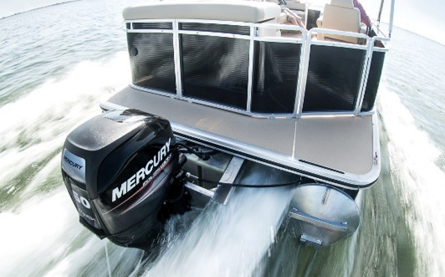 Outboards for Pontoon Boats
