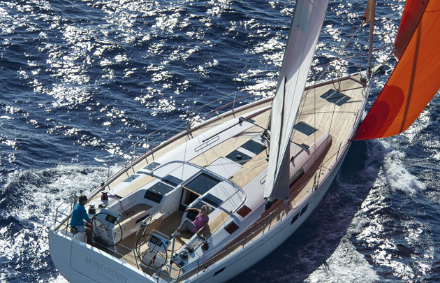 Hanse 505: Sailing into the Future