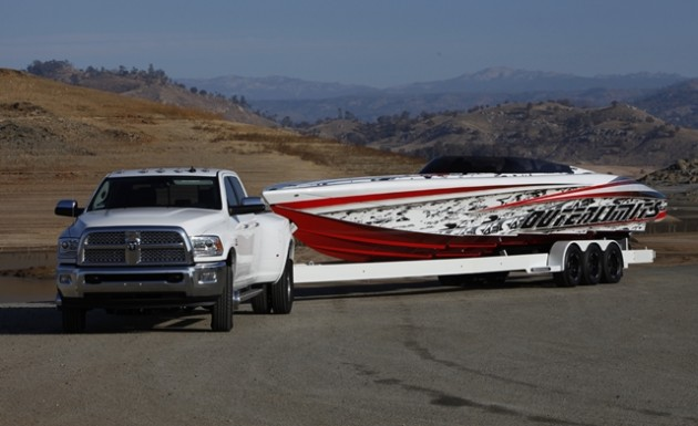The boat's outrageous graphics were designed by Thomas Kulesia, II, of No Coast Design.