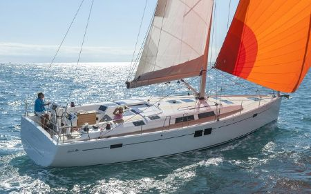 2014 Hanse 505: First Look Video