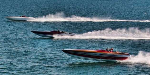 Any number of factors, including the top speed of your boat, will determine your insurance premiums. Photo by Jay Nichols.