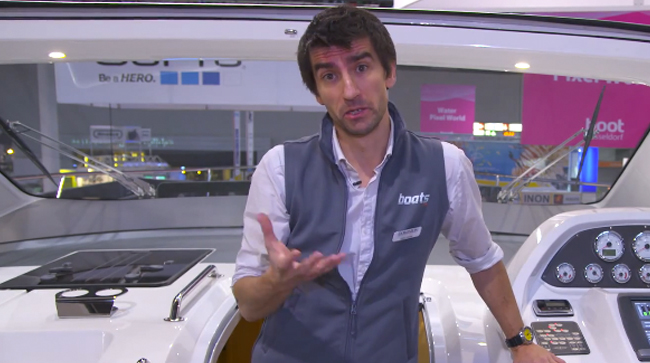 2014 Bavaria Sport 44 HT First Look Video