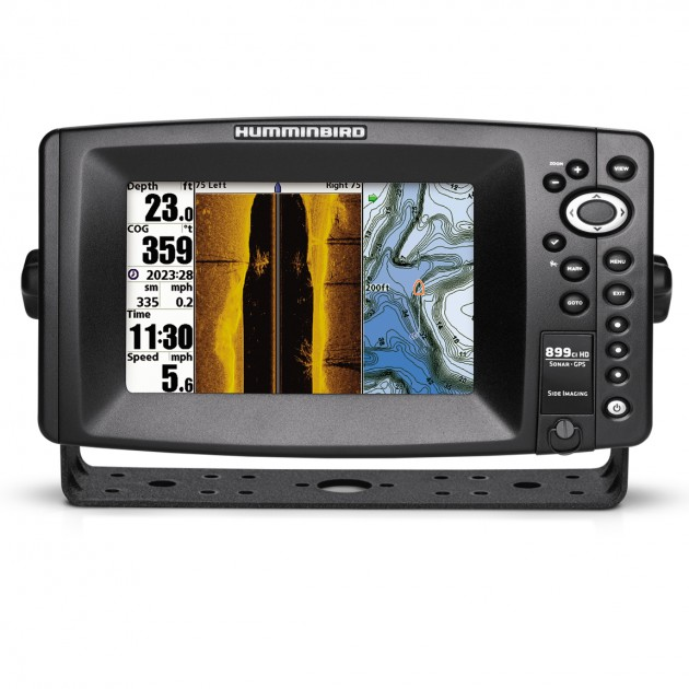 New Inexpensive Fishfinders for 2014: Garmin GCV10, Lowrance Elite CHIRP, and Humminbird 800