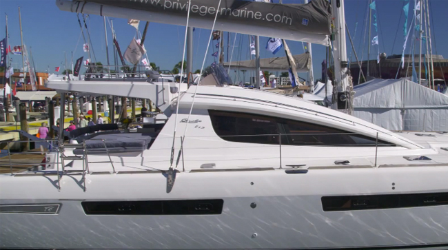 2014 Privilege 615 Sailboat First Look Video