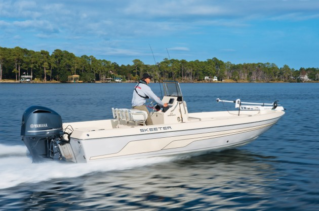 Skeeter SX2250 Boat Review: Capable For Coastal and Backwater Fishing