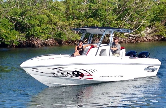 Sunsation 29 CCX Review: Little Big Boat