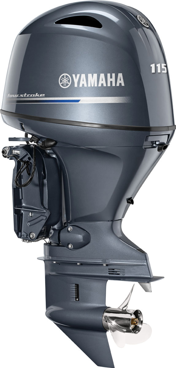 The Outboard Expert: Yamaha Reveals Second-Generation F115 Outboard