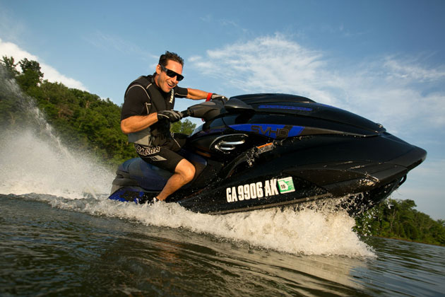 2014 Yamaha WaveRunner FZR: First Look Video
