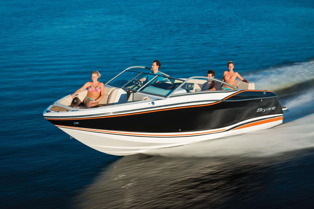 Bryant Calandra boat review