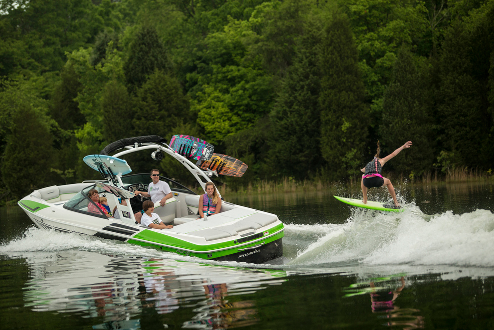 2014 Moomba Mojo 2.5: Hitting Its Stride