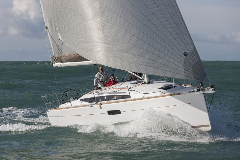 Jeanneau Sun Odyssey 349: A Small Boat With Big Appeal