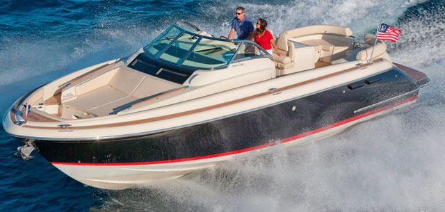Chris-Craft Launch 36: Take Off in a New Direction