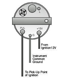 ed tachometer back engine instrument wiring made easy boats com wiring diagram for a boat fuel gauge at gsmportal.co