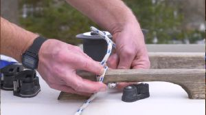 How to Use a Spring Line to Tie Up a Boat - boats com
