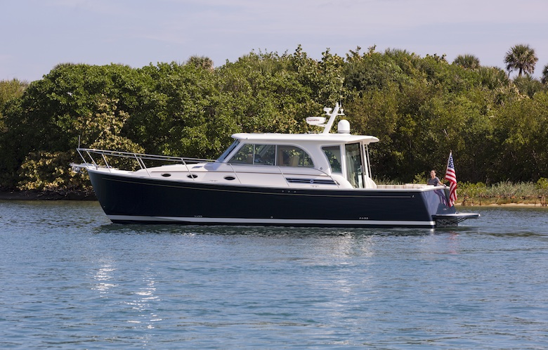 Back Cove 41: Downeast Style With Cruising Comforts