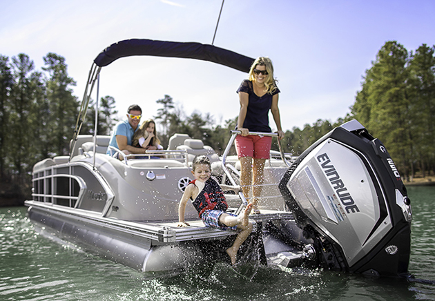 The Outboard Expert: New Evinrude E-TEC G2 Outboards - boats com