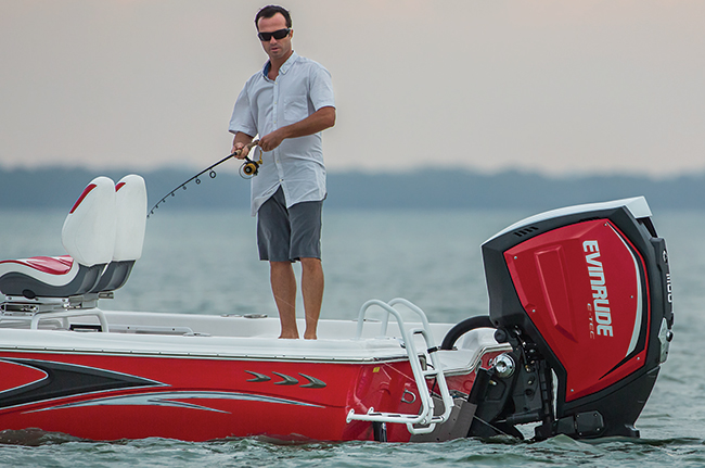 The Outboard Expert: New Evinrude E-TEC G2 Outboards