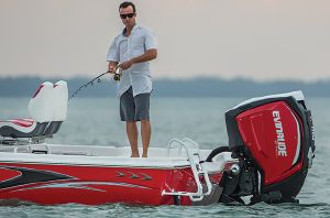 The Outboard Expert: BRP Goes Big with Evinrude E-Tec 300 - boats com