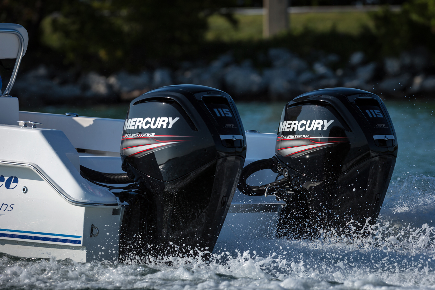 New Mercury 150 Fourstroke Outboard Debuts Boats Com