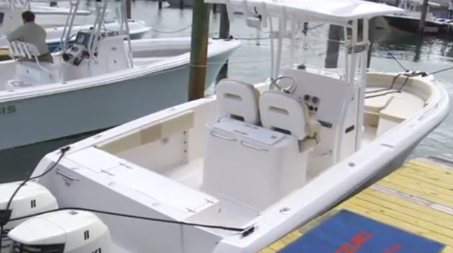 2014 Stamas 289 Tarpon: First Look Video