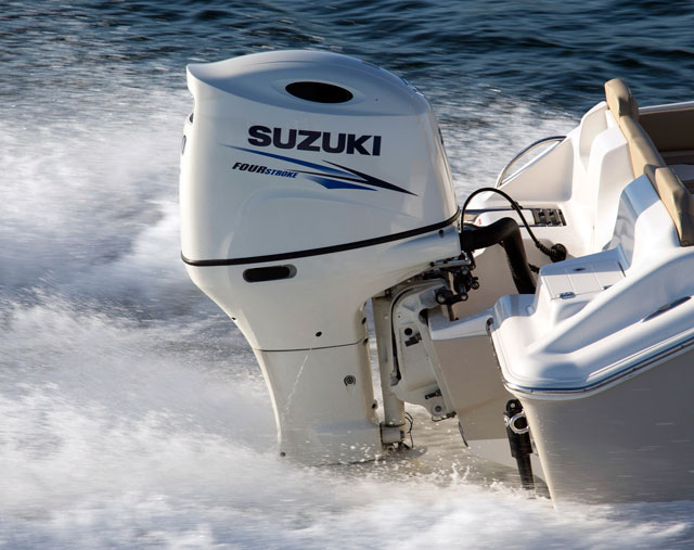2015 Suzuki Outboards: News from the Outboard Expert - boats.com