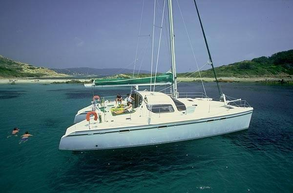 Privilege 465 Catamaran