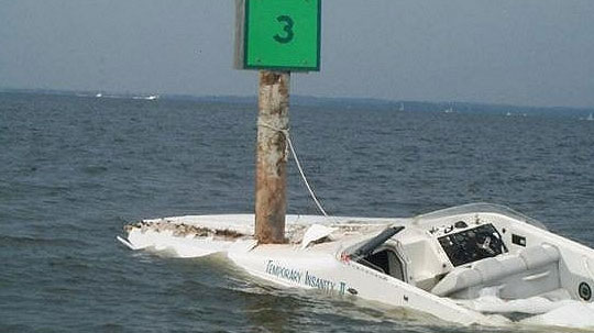 Darwin Awards for Boaters: Top 10