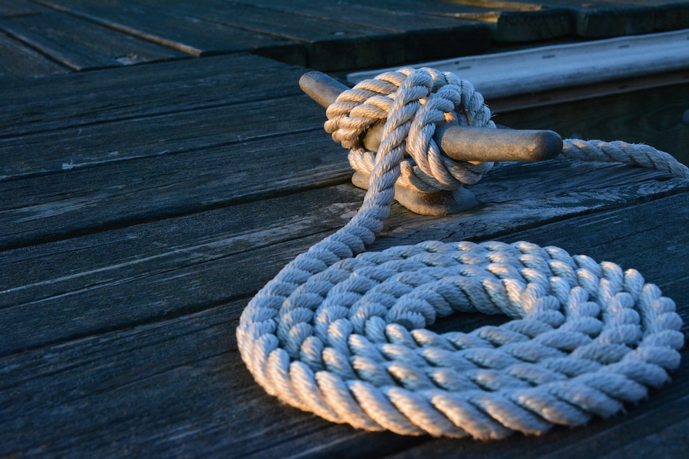 Knot Tying Basics: Tips from Sea Tow