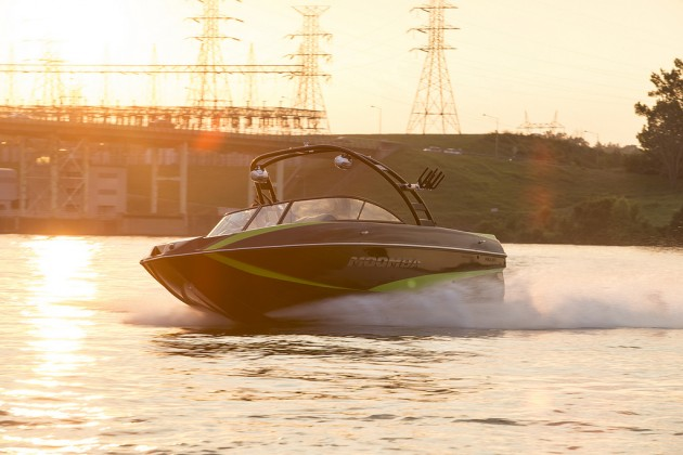 The Moomba Mojo 2.5 won't break the bank, but provides a lot of bang for your buck.