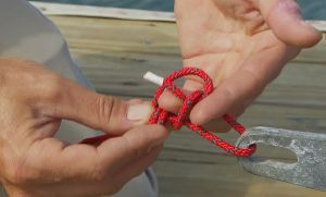 How to Tie a Palomar Knot - boats com