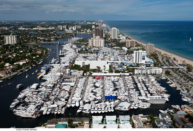 Five Fantasy Boats from the Fort Lauderdale Boat Show