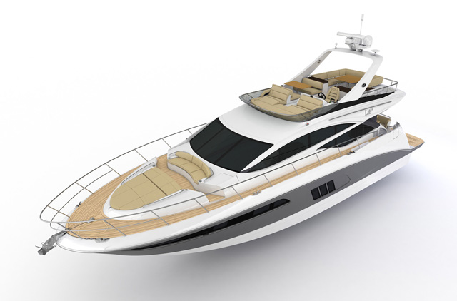 Sea Ray L590: Luxury Incarnate