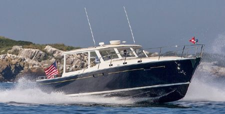 MJM 50z: Lobster Yacht with Luxury